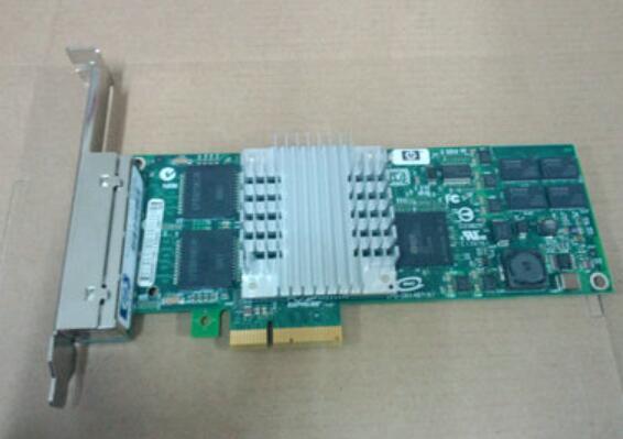 Original 4-port network adapter 435508-B21 9404PT NC364T 436431-001
