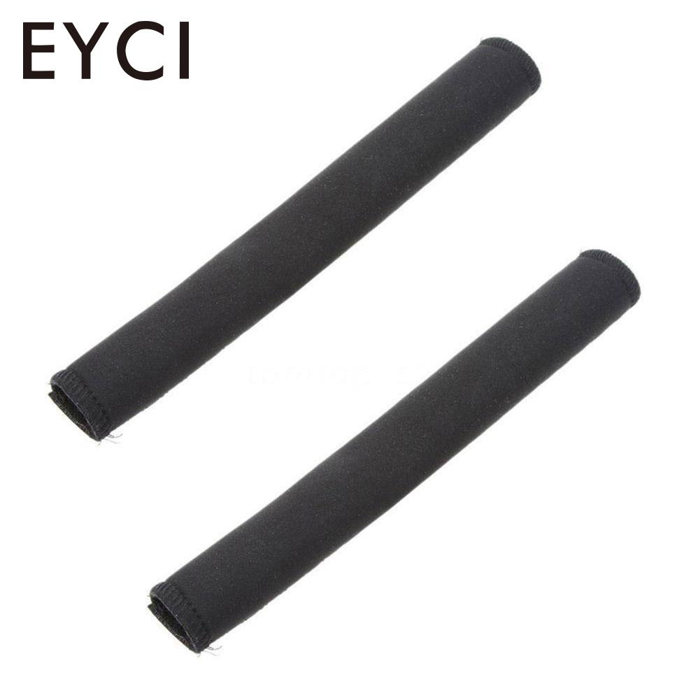 Black Neoprene Bicycle Frame Chain Protector MTB Bike Care Guard Cover Chainstay Protection Cycling Accessories acacia 6355 fabrics bike bicycle chainstay protector w velcro black