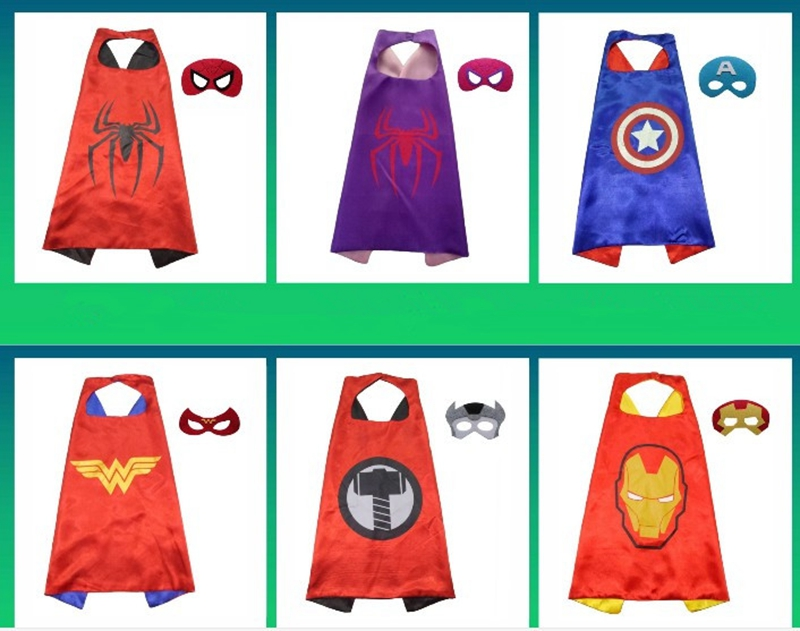 Capes and Masks 300 sets kids