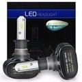 S1 9004 9007 H13 H4 LED Headlight Hi-lo Beam H7 9005 HB3 9006 HB4 H11 H9 H1 H3 LED Headlight Car Bulb 72W 8000LM 6500K 12V-24V
