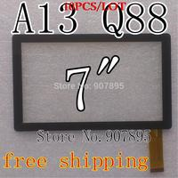 10PCS Capacitive Touch Screen Tablet Touch Panel ATM7029 7 7inch Allwinner A13 Q88 Q8 ATM7013 Tablet