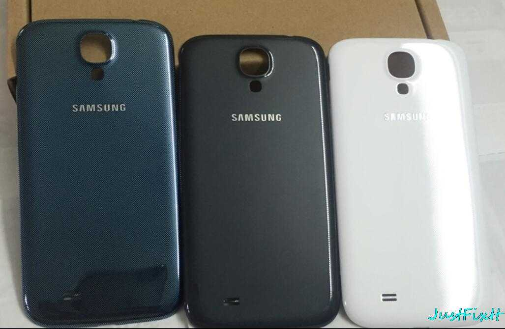 For SAMSUNG Galaxy S4 I9505 i9500 i337 Back Battery Cover Door Rear Housing Case Replace Battery Cover