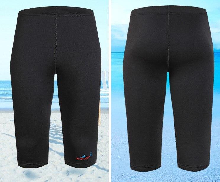 Новый стиль неопреновый жилет для Гидрокостюма + шорты для женщин 2 мм серфинг для купания костюм из двух частей для плавания Подводное плавание с длинными рукавами гидрокостюмы - 5