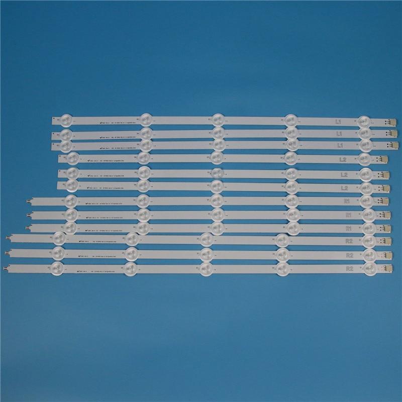 LED Backlight Strip Kit For Panasonic TX L50B6E TX L50B6B TX L50BL6E TX L50BL6B 50 inch