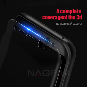 Image 3 - 4D Curved Soft Protective Film For Samsung Galaxy S8 S9 S10 Plus lite Note 8 9 S7Edge Full Cover Screen Protector s10 Plus Film