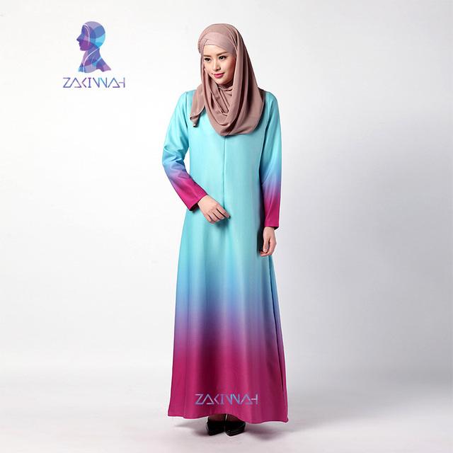 Nuevos Diseños De Moda Señoras Abaya Ropa Islámica Musulmán Turco Vestido de Las Mujeres de Alta Calidad Para Las Mujeres