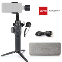 Zhiyun Smooth 4 3 Axis Handheld Smartphone Gimbal Stabilizer VS Zhiyun Smooth Q Model for iPhone X 8Plus 8 7 6S Samsung S9 S8 S7
