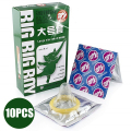 Davidsource XXL Condom 10 Pieces Big Size condoms Contraception product adult sex products free shipping