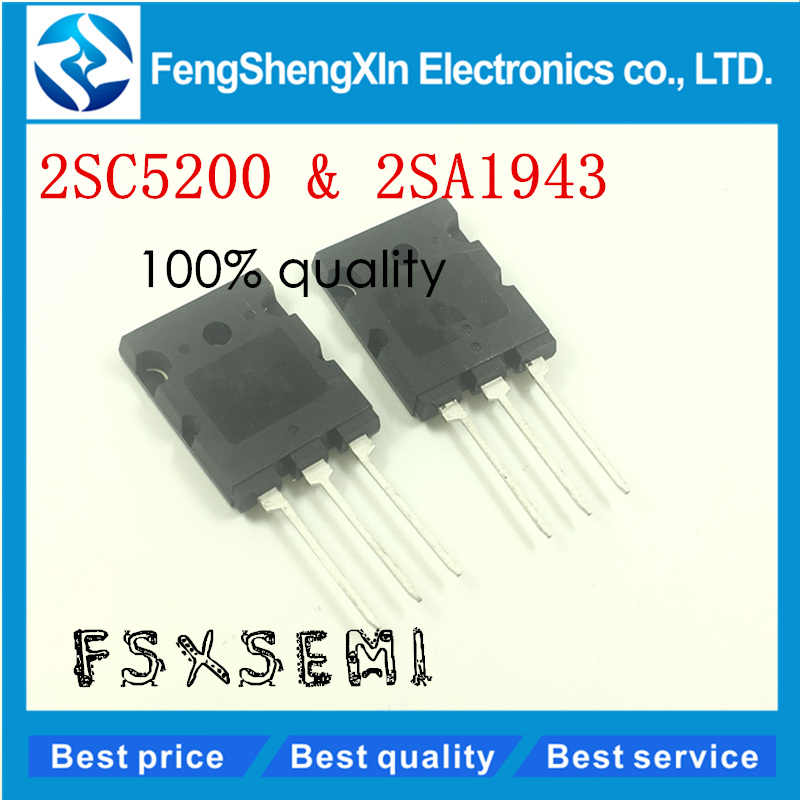 Detail Feedback Questions about 20pcs/lot New 2SC5200