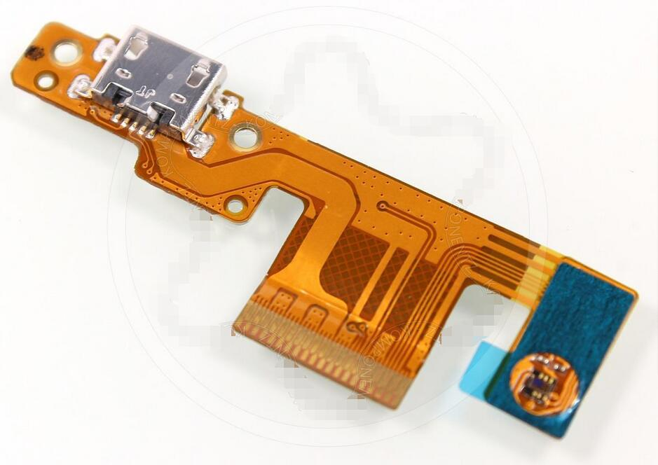 NEW Original USB Charging Port Connector Charger Flex Cable Board For LENOVO B8080 BladeFHD_USB_FPC_H301 FPC CABLE