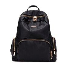 2017 Для женщин для отдыха Водонепроницаемый нейлоновый рюкзак леди Рюкзаки дороги для подростков Обувь для девочек для школы колледж пакет; Bolsa feminina Mochila