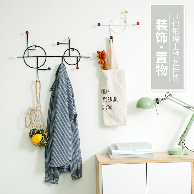 Clothes Hooks, Hanging Key Holders, Wall Hangers, Perforated Hangers ...
