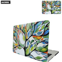 Jacodel Laptop New Replace Cover for MacBook Retina 13.3 Pro 13.3 Air 13.3 Air 11.6 Laptop Case Cover for Macbook Air Pro Retina