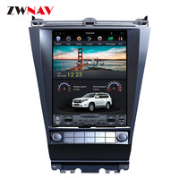 ZWNVA Tesla Screen Android 6.0 Car DVD Player Radio GPS Navigation For HONDA ACCORD Seven 2003 2004 2005 2006 2007 Multimedia