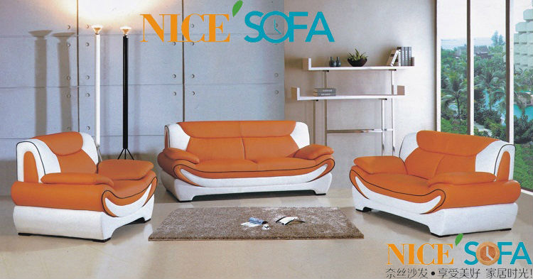 Nice Sofa Set Pic Sleeper Queen Memory Foam Foshan Antique Furniture House Designs 823 In Living Room