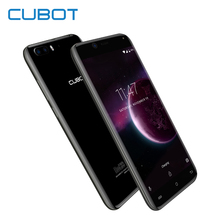 Cubot MTK6737 Magia 4G LTE Abrió El Teléfono Móvil Quad Core 3G + 16G 13.0MP Trasera 2 Cámaras 5 Pulgadas Smartphone Android 7.0 2600 mAh