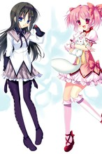 Japanese Anime printed Dakimakura cover Puella Magi Madoka Magica pillowcases Hugging Body Pillow Cover cartoon pillowslip недорого