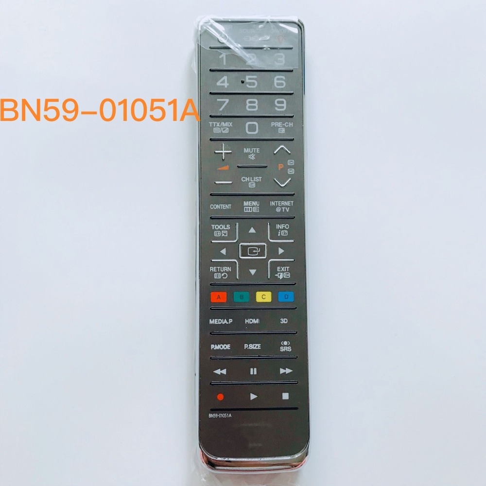 New BN59-01054A 3D SMART TV REMOTE CONTROL Replace FOR SAMSUNG  BN59-01051ANew BN59-01054A 3D SMART TV REMOTE CONTROL Replace FOR SAMSUNG  BN59-01051A
