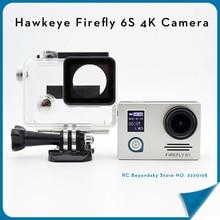 Hawkeye Firefly 6S 4K Camera Sport FHD DV 16M CMOS WiFi Stabilization Waterproof Camera for Racing Quadcopter FPV