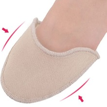 Comfortable A Pair/Set Belly Ballet Dance Toe Pad Practice Shoes Foot Thong Protect Socks Care Accessories