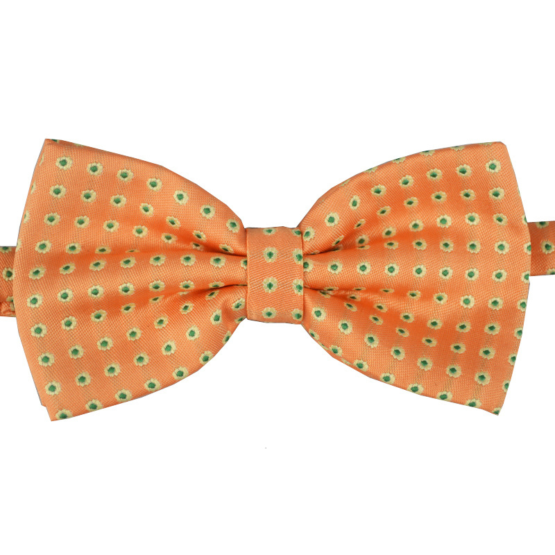 NEW Classic dots Bowtie for man Fashion Neckwear Adjustable Unisex Mens Bow Tie Polyester Pre-Tied bowties Free Shipping