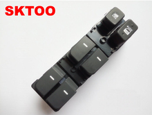 SKTOO For Kia Forte glass regulator switch / left front door power window lift control switch sktoo fit for peugeot 307 left front lift switch bracket elevator switch cover shell