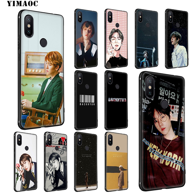 Phone Bags & Cases Half-wrapped Case Fast Deliver 271dd Exo Baekhyun Hard Transparent Cover Case For Xiaomi Redmi 3s 3pro 4a 5 Plus Note 4 4x 5a 4pro Mi5 Mi A1