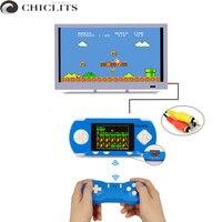 Consola Portatil Iki Oyuncu Video Oyunu Konsolları Çocuklar için Hediye 2.8