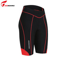 GETMOVING Professional Cycling Shorts Wicking 3D Sponge Padded Design Wicking Jersey Ciclismo Clothing Quick Dry Bike Shorts