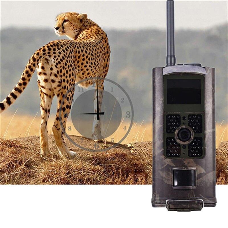 HC 700M 16MP HD Wildlife Hunting Scouting Camera GPRS SMS MMS/SMTP Night Vision