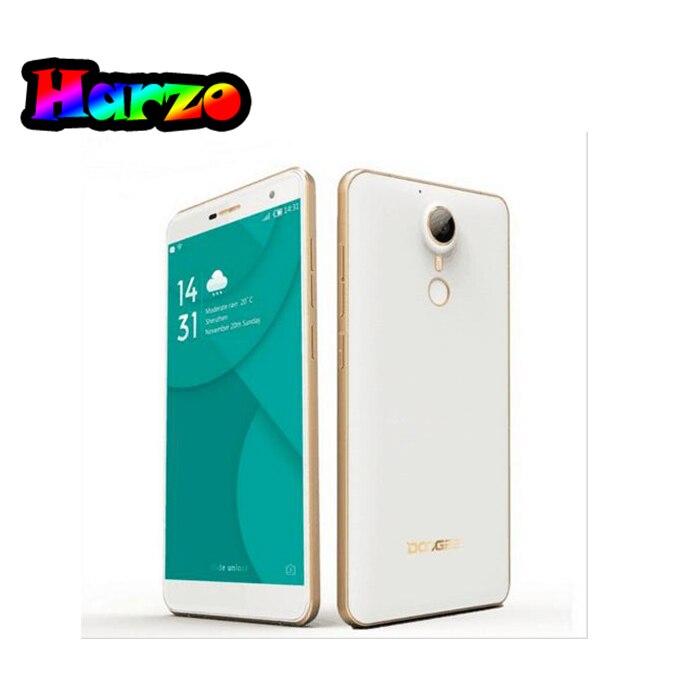 The New Original DOOGEE F7 Pro 4000mAh Deca Core 4GB+32GB Phones Android 6.0 MT6797 21.0MP Camera Dual SIM 4G LTE Mobile Phone