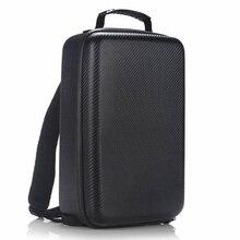 Hardshell Protable Bag Carbon Grain Shouder Backpack Waterproof Storage Suitcase for DJI Mavic Pro