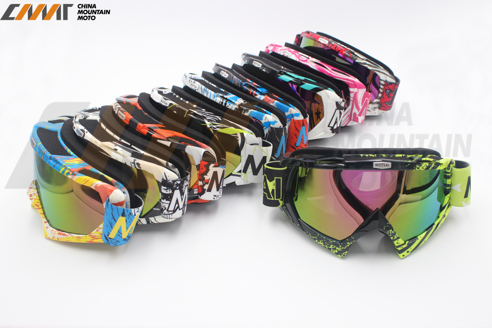 Motocross MX goggles Cycling Outdoor Goggles Off Road Motocross goggles Moto <font><b>glasses</b></font>