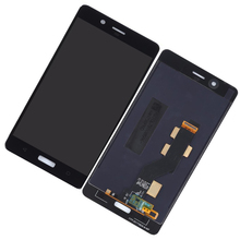 цена на STARDE Replacement LCD For Nokia 8 N8 LCD Display Touch Screen Digitizer Assembly Black 5.3