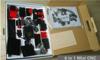 6 In 1 DIY Mini Woodturning Lathe Desk Machine Tool CNC Machine For DIY And Education