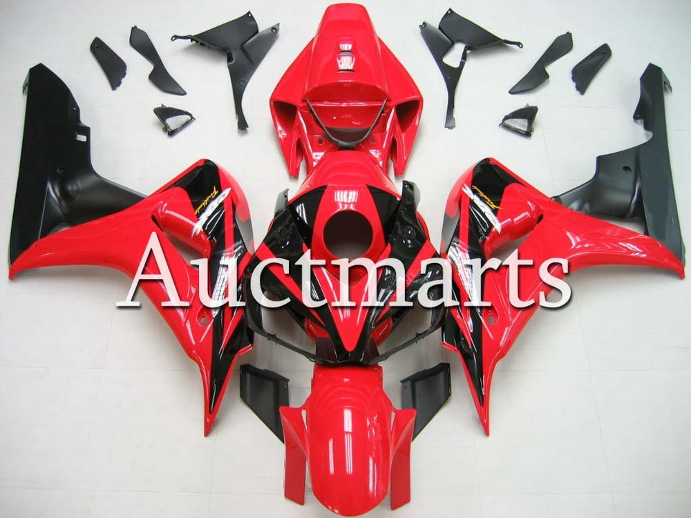 Fit for Honda CBR1000RR 2006 2007 CBR1000 RR ABS Plastic motorcycle Fairing Kit Bodywork CBR 1000RR 06 07 CBR 1000 RR EMS04