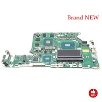NOKOTION Brand NEW C5MMH C7MMH LA E911P Main board For acer A715 71G laptop motherboard GTX 1050 SR32Q I7 7700HQ DDR4