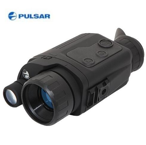 Pulsar night vision infrared device Pulsar 78022 digital Night vision Scopes hunting digital NV Recon 325 Magnification 2x pulsar 79097 nv60 1 5x lens converter pulsar nv 60mm used on pulsar night vision riflescopes with a 60 mm objective lens