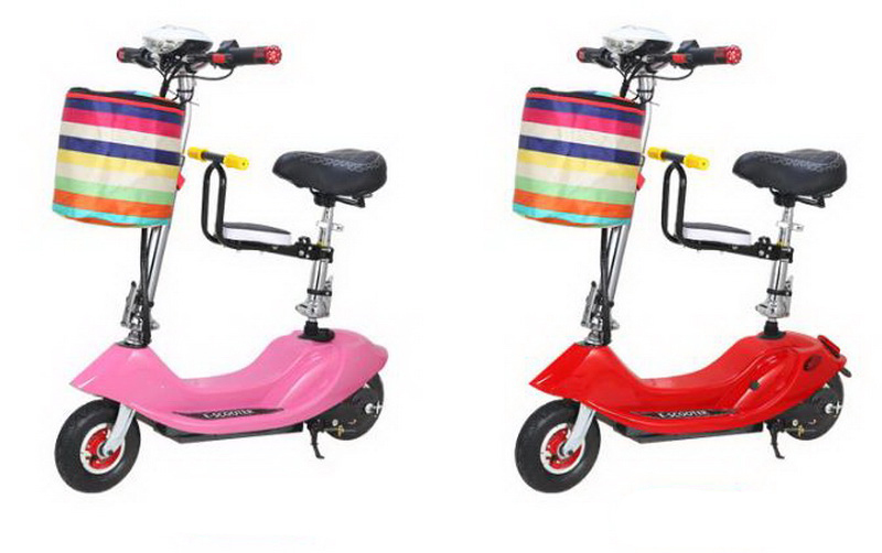 Clearance 261025/Ladies mini folding car bicycle scooter adult student portable two rounds/Scrub pedal 30-50km/h velo electrique 26