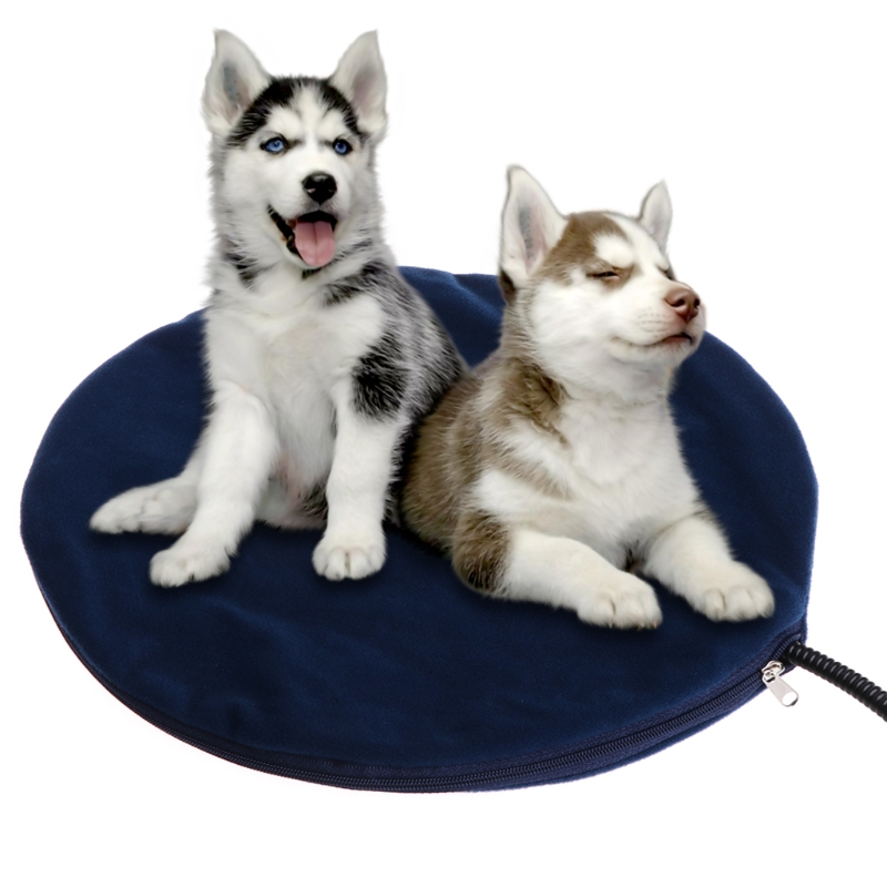 Pet Heating Pad Electric Cover Waterproof Winter Thermal Mat Soft Dog Puppy Cat