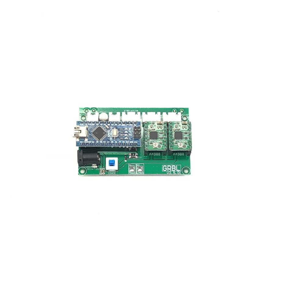 все цены на GRBL control board DIY laser engraving machine micro 2 axis stepper motor drive control board Engraving machine accessories