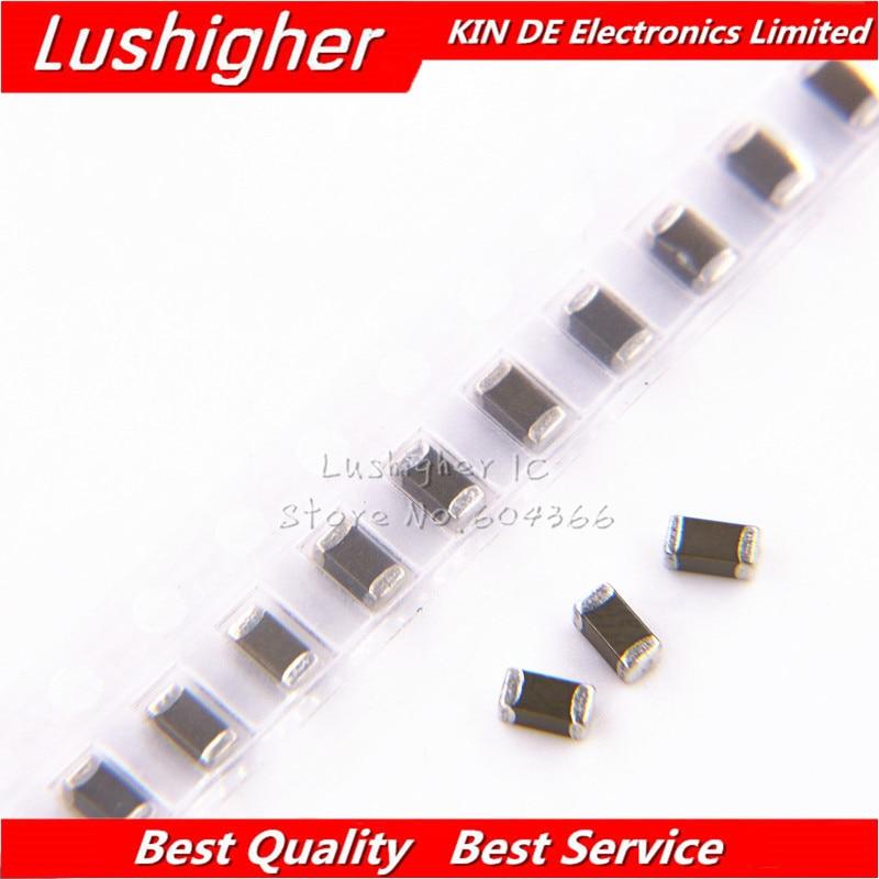 100pcs 1206 10nF 103K 250V X7R Error 10% SMD Ceramic Capacitor MLCC 4.7NF 10NF 22NF 47NF 100NF 220NF 472 103 223 473 104 224