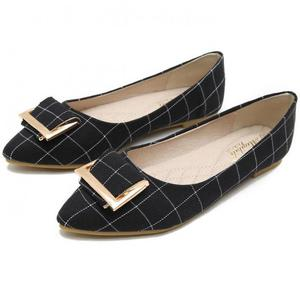 Women Flat Loafers Lazy Shoes