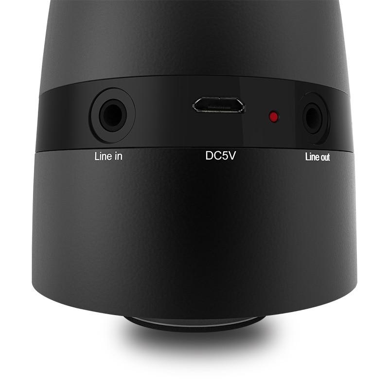 ADIN Metal Vibration Speakers 26W NFC Bluetooth Manos libres - Audio y video portátil - foto 3