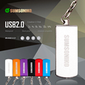 SUMSONIKO Pen Drive High Speed USB 2.0 Flash Memory Stick 6 Colors Gift USB Flash Drive 64GB 32GB 16GB 8GB 4GB 2GB Can Track