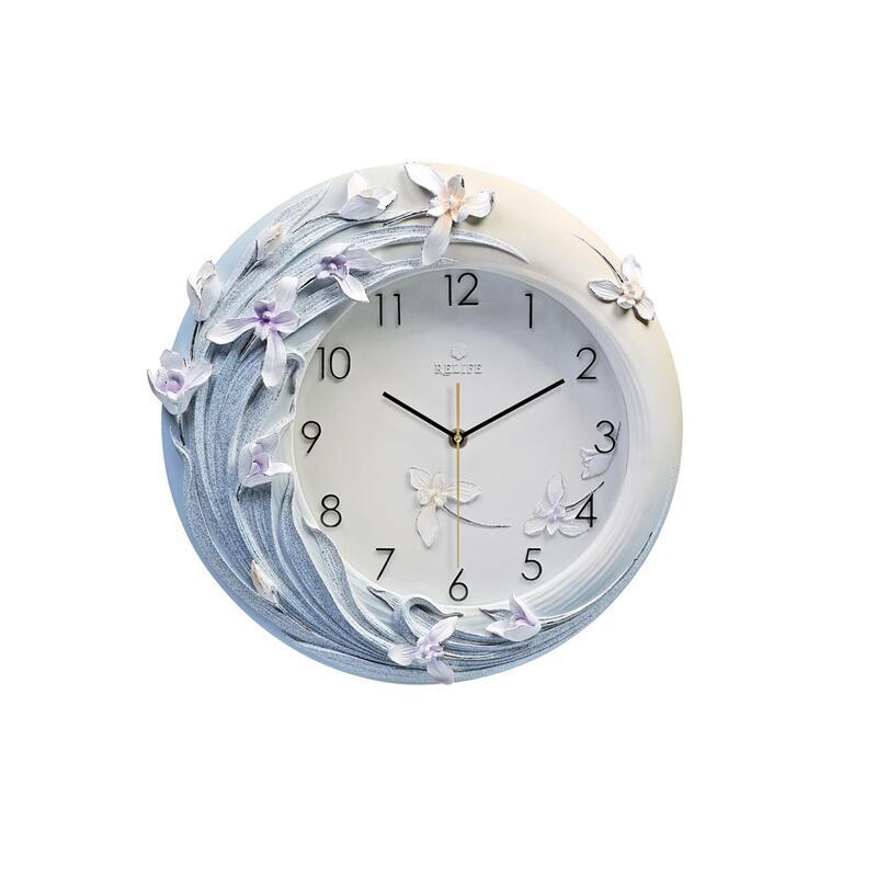 3D дизайнерские часы гостиная настенные часы Креативный Европейский современный дизайн часы механизм Настенные настольные кварцевые часы
