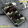 Case for Huawei Y6 II 2 in1 Army Camo Camouflage Pattern PC+TPU Armor Anti-knock Protective Cover For Huawei Y62