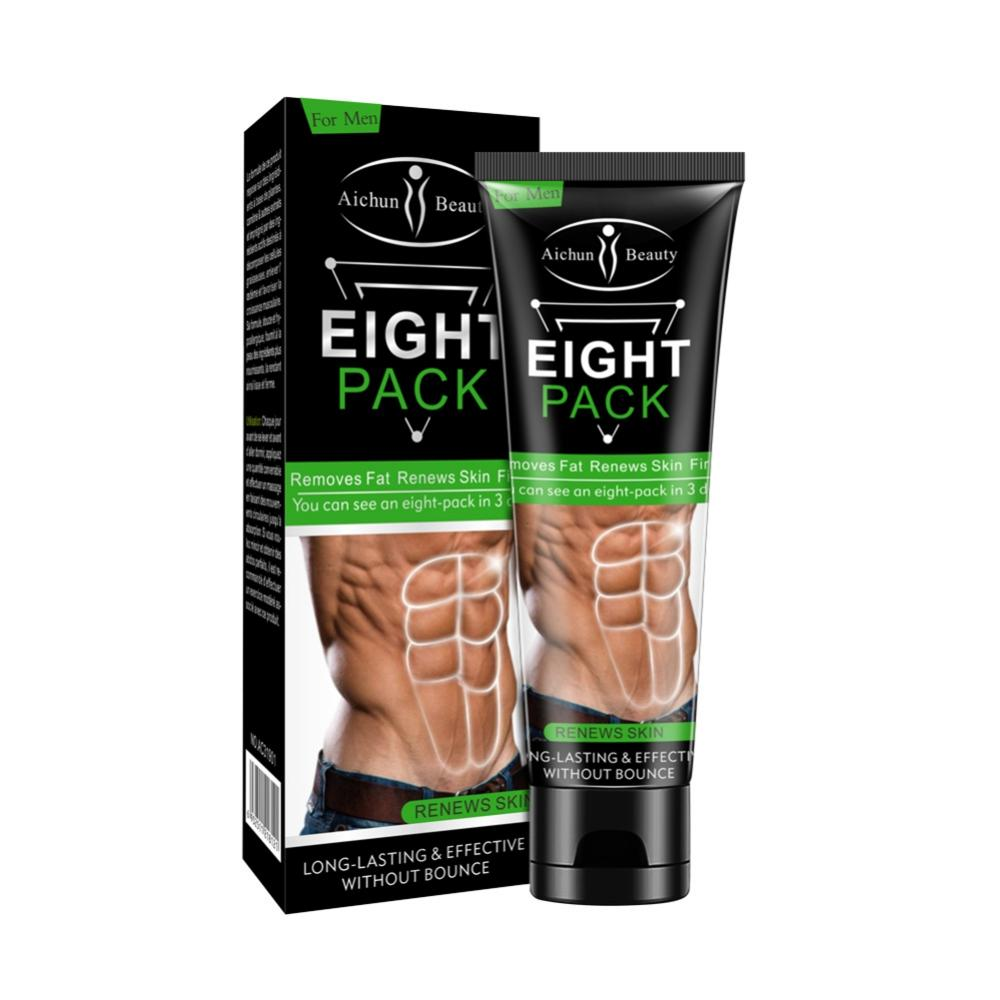 New Powerful Abdominal Muscle Cream Strong Muscle Strong Anti Cellulite Burn Fat Product Weight Loss Cream Men Women