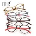 New Designer Eyeglasses Women Retro Small Round Optical Eyeglasses Frame Clear Lens Computer Eye Glasses oculos de grau PC-39