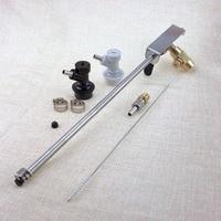 Stainless Steel Beer Gun Bottle Filler, Homebrew bottling equipments Co2 Kegging